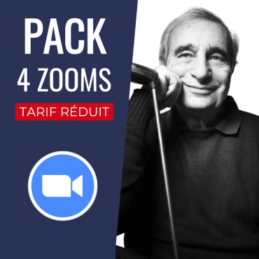 Pack 4 Conférences Zoom + Replay : Alain Lévy PACCONF27 Accueil