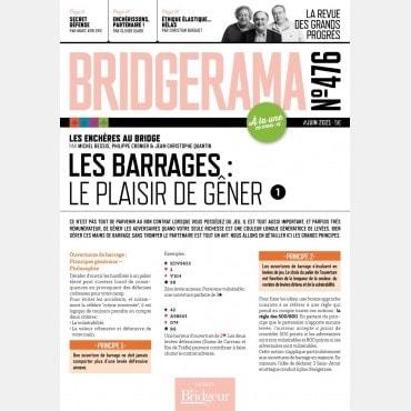 Bridgerama - Juin 2021 rama_476 Derniers numéros BRIDGERAMA