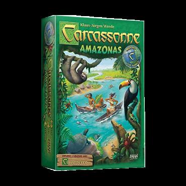 Carcassonne Amazonas JEU55803 Jeux de société