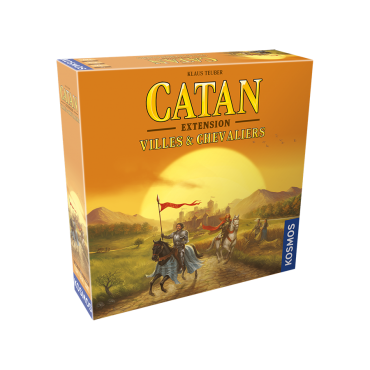 Catan extension villes et chevaliers JEU56051 Jeux de société