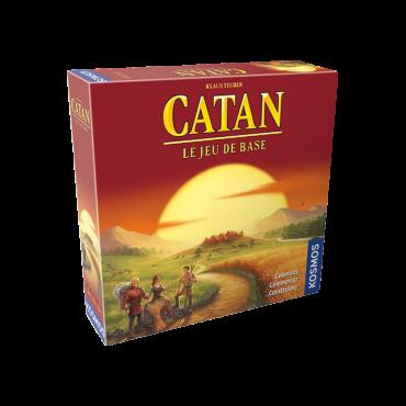 CATAN JEU5600 Jeux de société