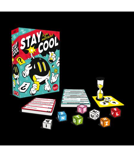 Stay cool JEU55938 Jeux de société