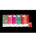 Pack - 5 volumes de la collection CUB PAC2501 Librairie