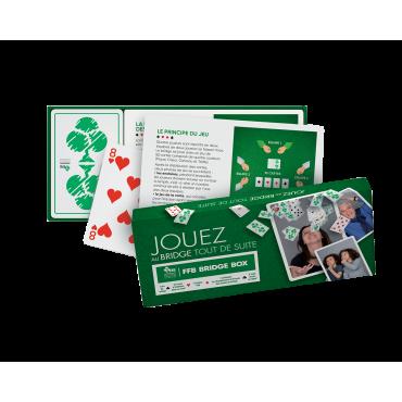 BRIDGE BOX GRAND PUBLIC BOX0050 Cartes à jouer