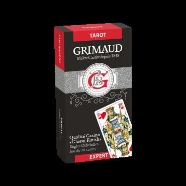 Jeu de cartes tarot Grimaud CAR4009 Cartes de tarot