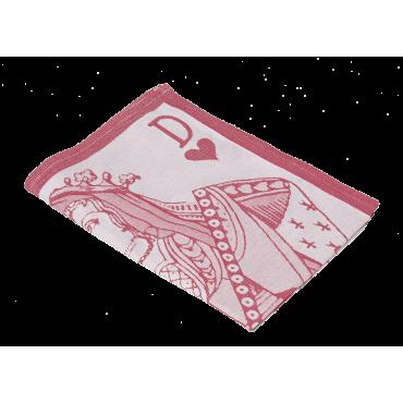 Tea towel Lady of Heart