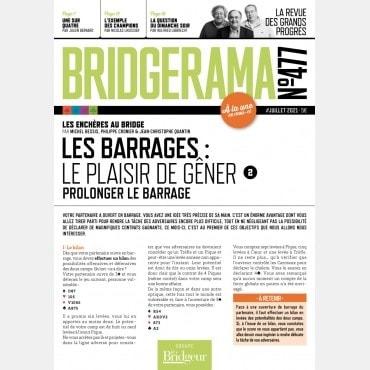 Bridgerama - July 2021