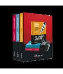 Pack Tome 1, 2 et 3 Les Enchères au Bridge Coffret Collector PAC2017 Librairie