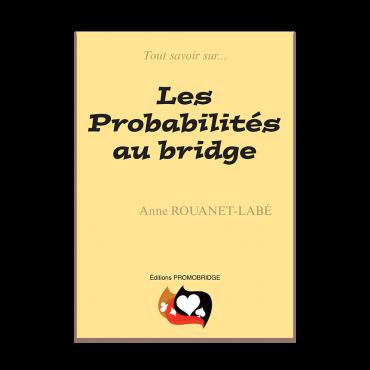 Tout savoir sur les probabilités au bridge LIV2456 Librairie