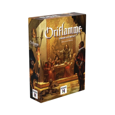 Oriflamme The conflagration
