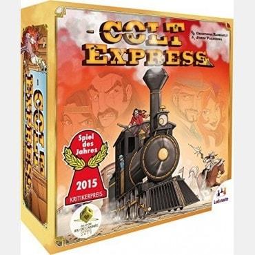Colt express JEU1206 Jeux