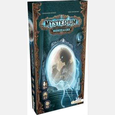 MYSTERIUM : EXTENSION SECRET & LIES JEU1218 Jeux