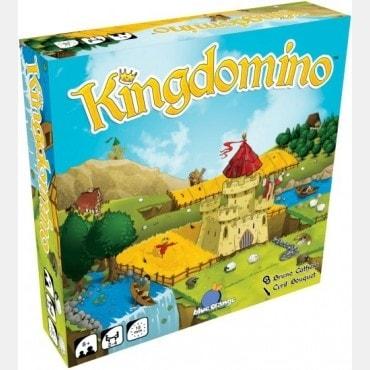KINGDOMINO JEU1262 Jeux de société