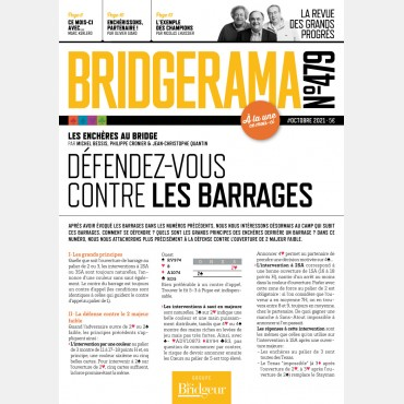 Bridgerama - October 2021...