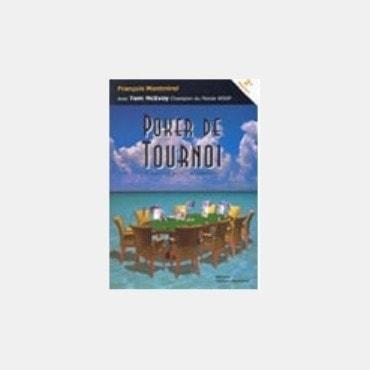 Poker de tournoi Montmirel LIV4252 Livres de jeux