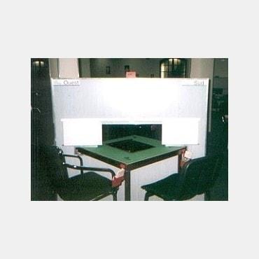 Bridge table screen