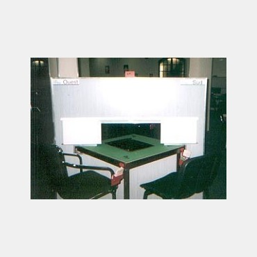 Ecran table de bridge TAB9502 Tout voir