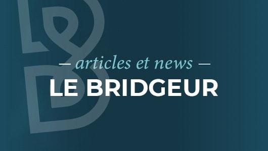 Articles et News Bridge Eshop