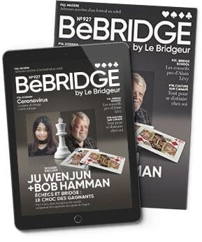 S'abonner à BeBridge papier & numérique