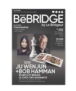 S'abonner à BeBridge papier