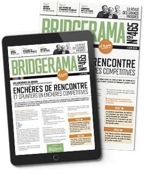 S'abonner à Bridgerama papier & numérique